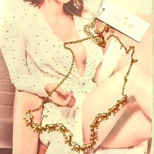 Kate Spade Elephant Necklace
